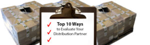 how to evaluate distribution partner